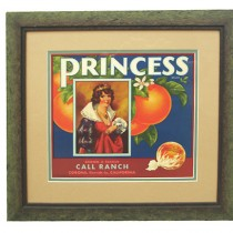 Princess Label